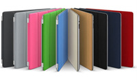 Colorful Stylish New Smart Slim Cover Magnetic Pc Leather Cover Case For Tablet