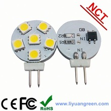 submersible led Cold white / Warm White AC/DC12V 24V 12SMD 5050 high power dimmable lighting