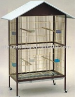 luxurious large wire bird cage parrot cage wholesale