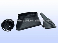 injection moulded plastic product with factory price