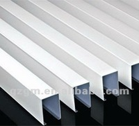 Aluminium Box Curtain Ceiling