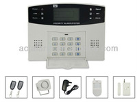 home security alarm 8wired 99wireless defense zones with nice appearance