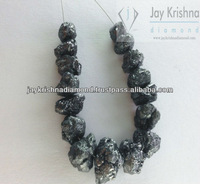 raw uncut rough black diamond for sales