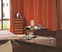 2013 Nonwoven Backed wallpaper Non woven flock Wallpaper for Hotel white vinyl wallpaper Bugatti Veyron tapet