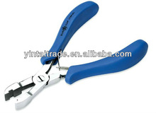 kit tools plier flat nose pliers tool for human hair extension, hair extension pliers