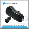 Cellphone Car Charger Dual Usb Ports for Mobile for iPhone S4