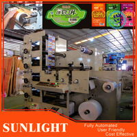 Inline Flexography Printing Machinery