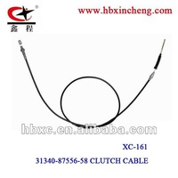 HEBEI JUNSHENG Clutch Cable for motorcycle control cable,high quality components motorcycle parts