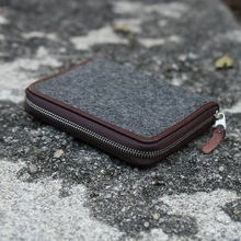 Branded Wallet - Luxury Leather Goods for Men