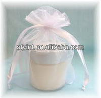 Wholesale Sheer Colors Organza Wedding Party Favor Gift Bags