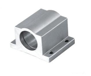 LMK12UU Square Flange Linear Bearing Linear Ball Bearing