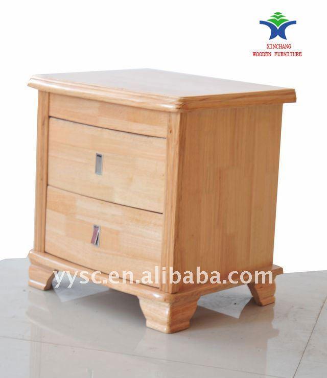 Dise o caliente s lido madera armarios dormitorio mesa de for Diseno de mesa de noche