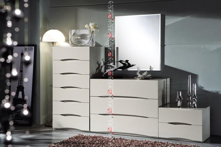 Dresser Mirror Hardware / Hand Painted Bedroom Dressers / High Gloss White  Dresser T-35 - Buy High Gloss White Dresser,Dresser Mirror Hardware,Hand ...