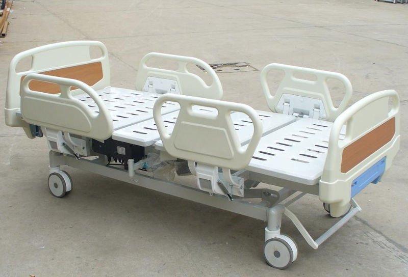 THR-EB512 5-function elektrische ICU patiënt bed behulp in ziekenhuis ward kamer