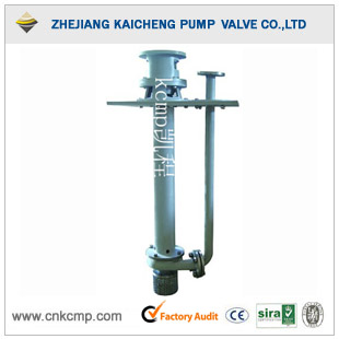 FY Vertical Shaft Pump