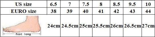 men's size