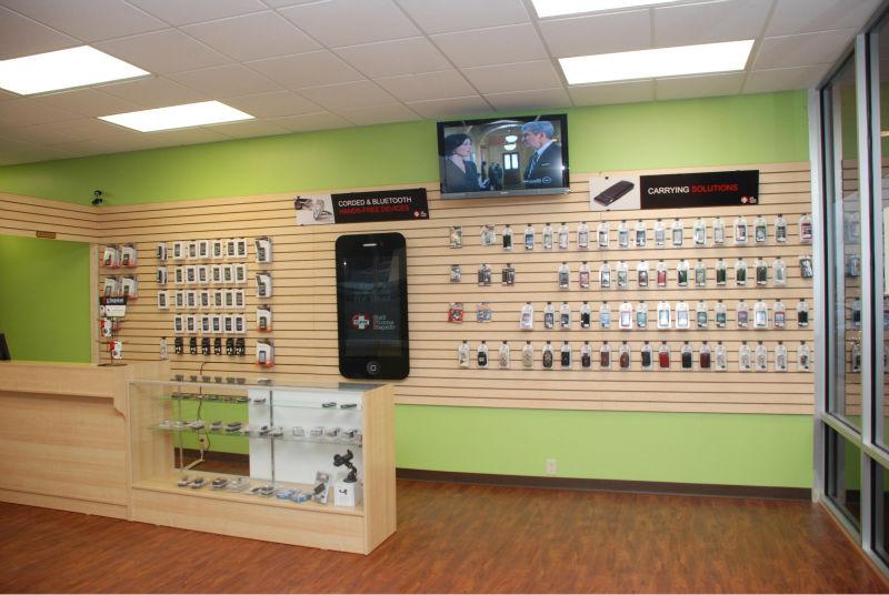 Mobile Phone Shop Interior Designs