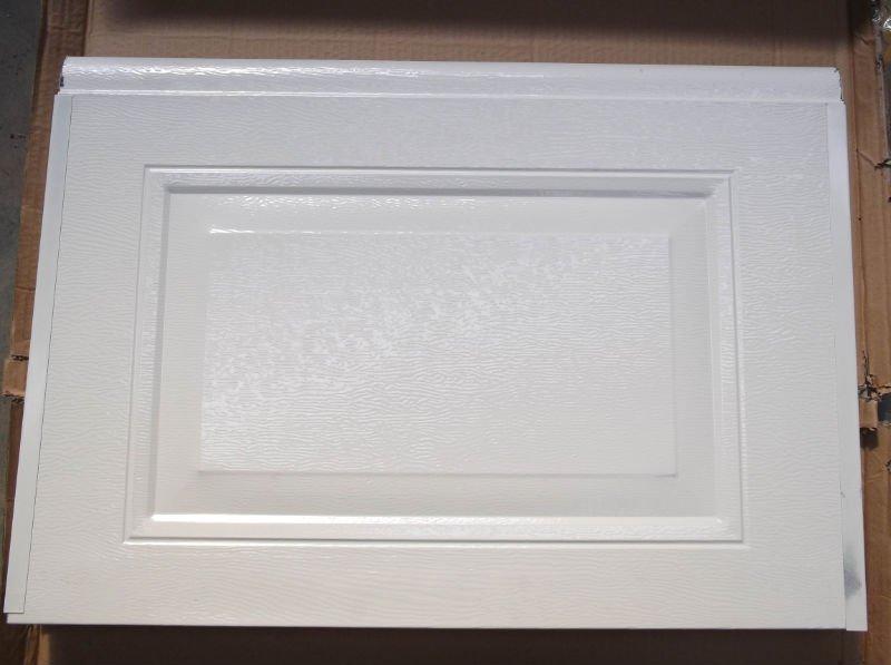 Sectional Overhead Garage Door With Polyurethane Foam