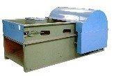 Foam particle filling machine
