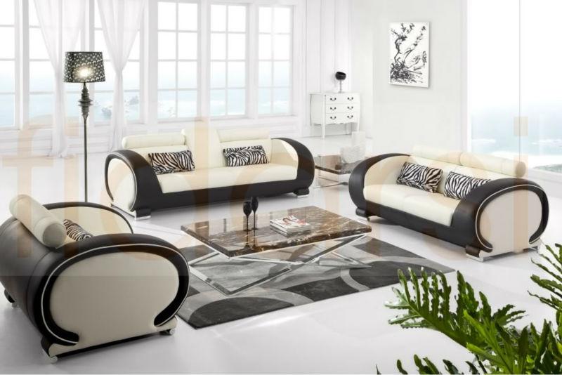 Modern Siyah Beyaz Deri Koltuk Takimi Tasarimlari Ve Fiyatlari Buy Modern Siyah Ve Beyaz Deri Kanepe Siyah Ve Beyaz Kanepe Takimi