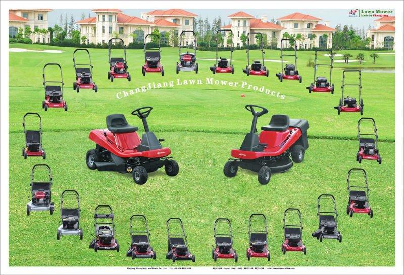 green lawn mower (CJ21G3IN1B60-DL2)