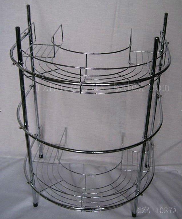 Debaixo Da Pia Do Banheiro Do Fio De Rack Organizador  Buy Product on Alibab -> Organizador Multiuso Para Pia De Banheiro