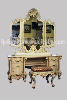 프랑스어 지방 침실 가구- 로코코 스타일의 홈 가구 - Buy Product on ...