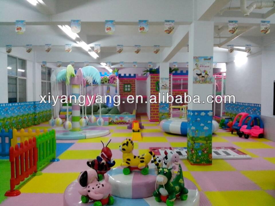atractivo preescolar juego suave interior artculos nios juegos infantiles de plstico con buena calidad