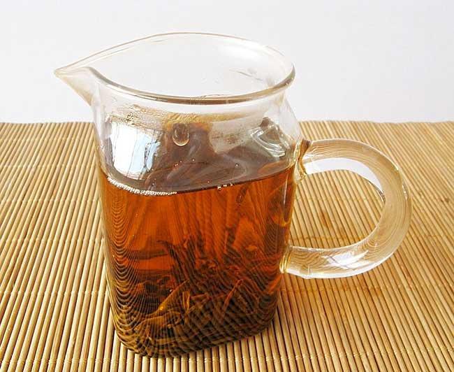 Free Sample Yunnan Dianhong Congou Black Tea Within a Tea Bag - 4uTea | 4uTea.com