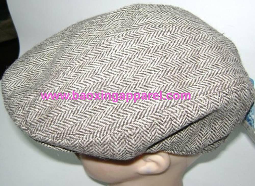 Wolle Tweed Ivy Cap Fischgrat Gatsby Hut Buy Gatsby Hat