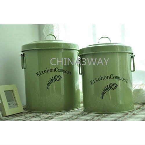 Küche Kompost Eimer - Buy Kompost Eimer,Verschwender Bin,Kicthen ...