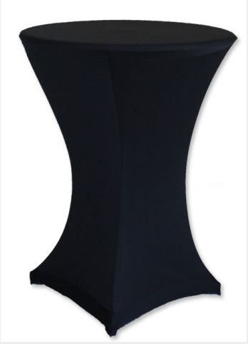 265 & Wedding Polyester Pleated Table Cover Bistro Table Skirting Polyester Cocktail Table Cloth - Buy Spandex Cocktail Table CoverLycra Spandex Table ...