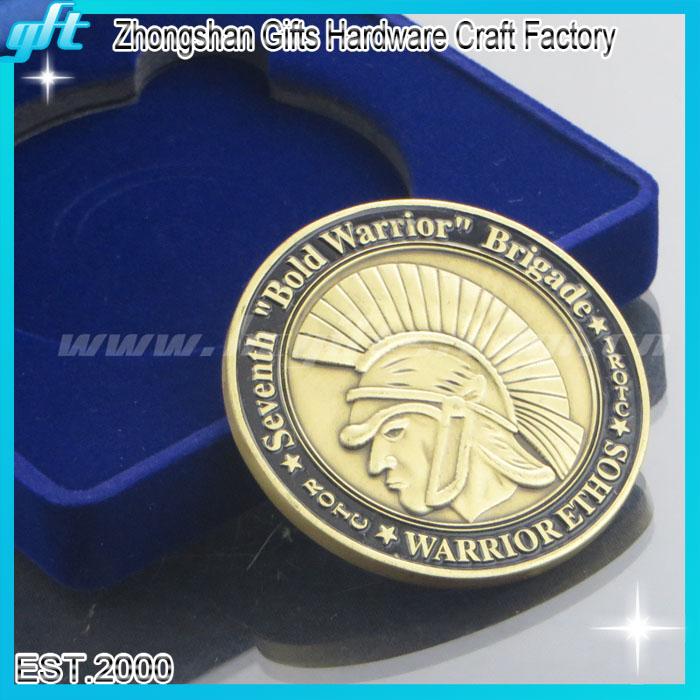 Kundenspezifische Metall Alte Indische Münzenantiken Gold Indian