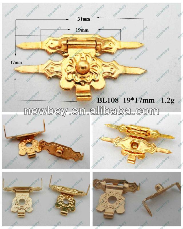 Decorative Small Metal Locks For Jewelry Box Bl108 Buy Small Metal