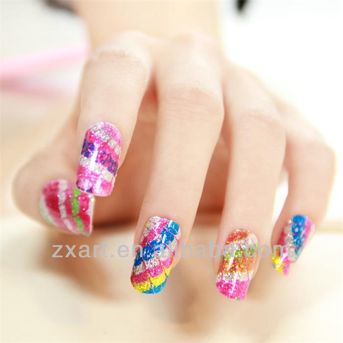 Decorative Nails Japanese Nail Art Supplies Nail Sticekr - Buy ...