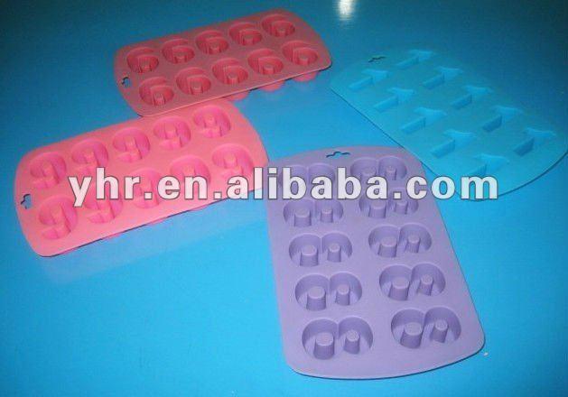 Fda Silikon Alphabet Buchstaben Und Zahlen Kuchenform Buy