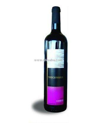 Touchwood 2009 14% Dry Premium Grade Shiraz Red Wine