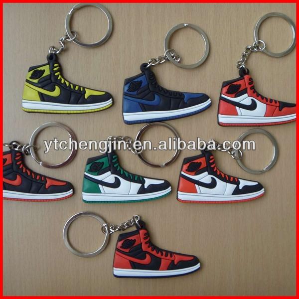 air jordan shoe keychain