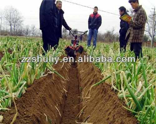 ออกแบบใหม่ด้วยตนเองเครื่องฟาร์มเบนซินขนาดเล็ก cultivator MINI ROTARY tiller