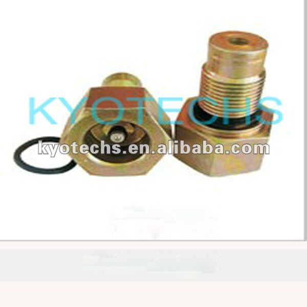 grease fitting valve FOR R215-7