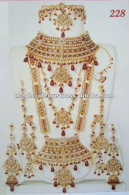 indian wedding necklace sets images