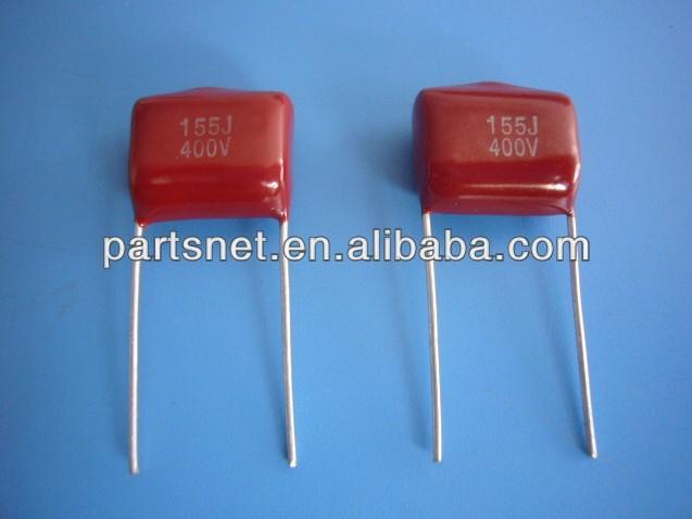 Plastic Film Capacitors Cbb21 Cbb21 Capacitors