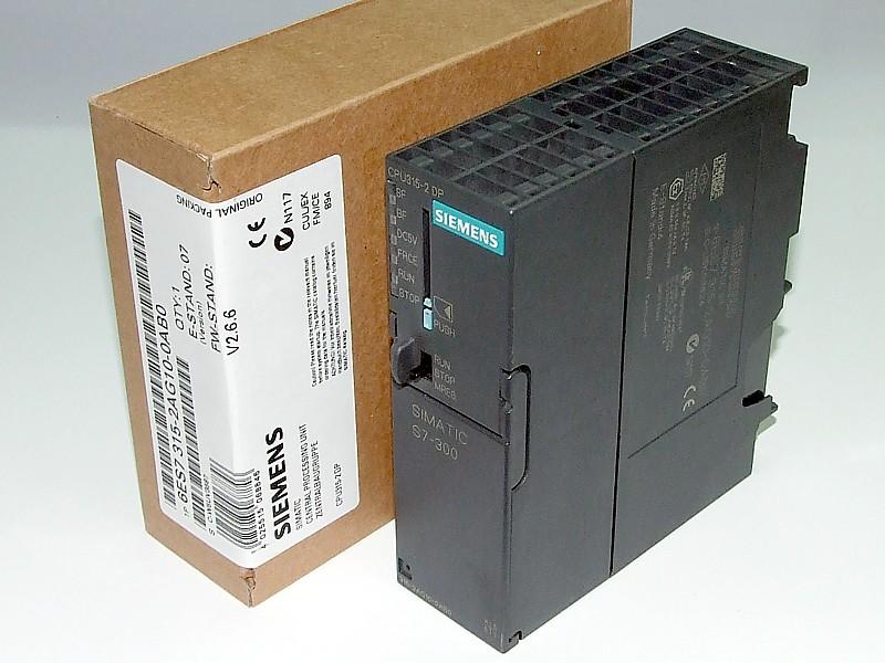 Siemens Simatic s7-300 plc 6ES7 315-2AG10-0AB0