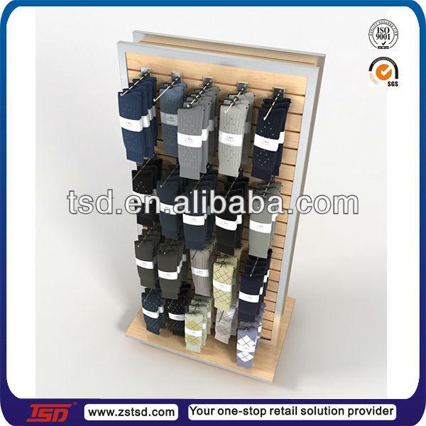 winter socks  display