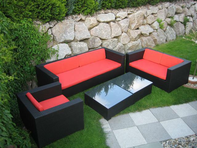 All Weather Rattan Corner Sofa Set Hd Design Outdoor Furniture