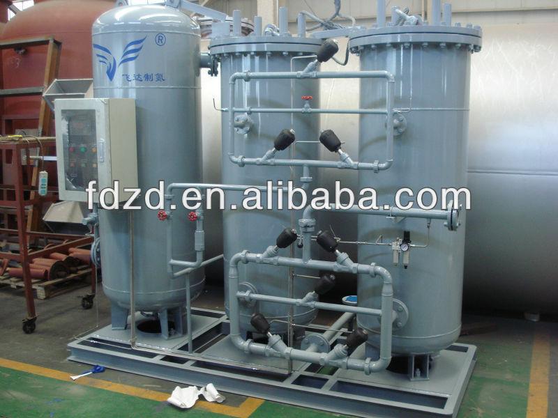 PSA nitrogen generation system