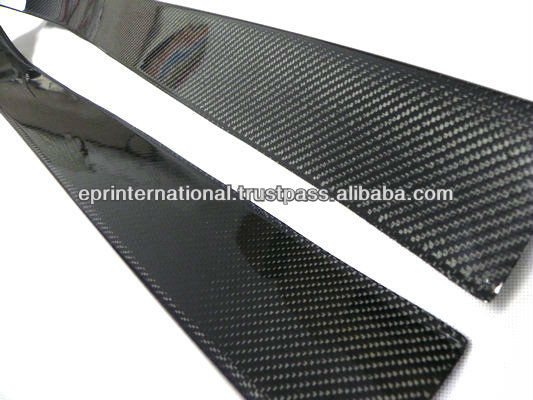 For Nissan Z33 350Z Fairlady Carbon Fiber Door Sill Step Panel