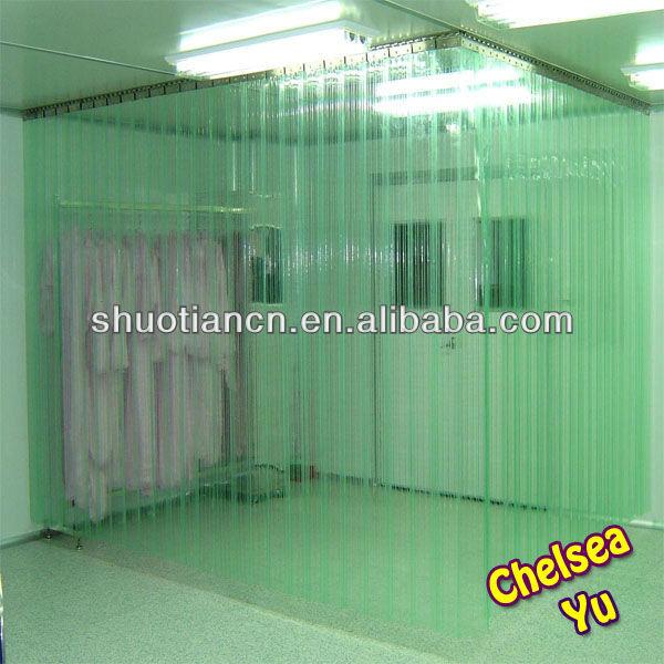 En Plastique Entrepôt Chambre Froide Porte Rideau - Buy Product on ...