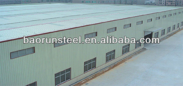 PEB steel warehouse 00125