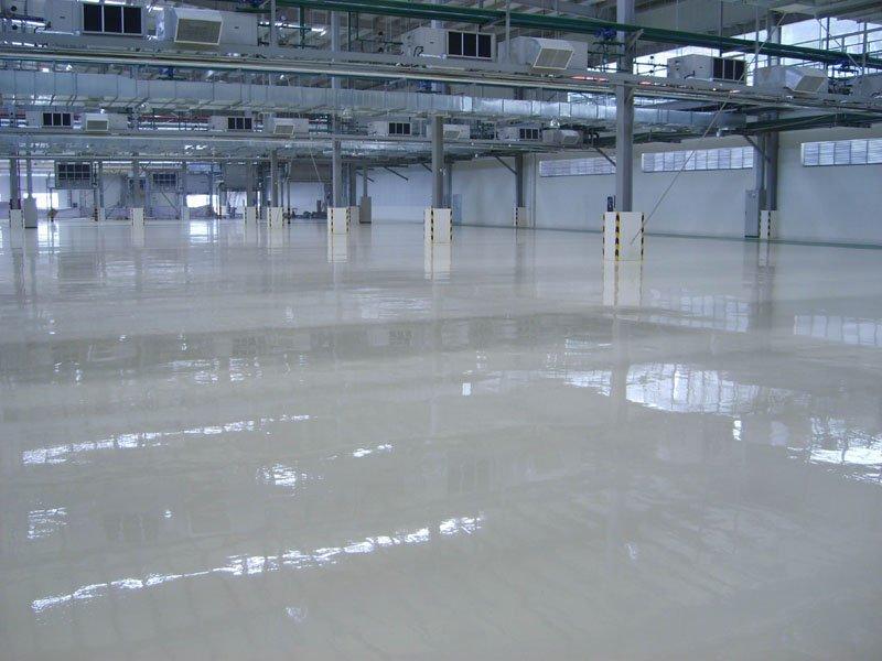 Maydos Epoxy Self-leveling Floor Paint